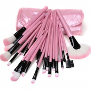32 Pcs Professional Makeup Brush Set (Complete Set)