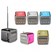Digital Music JukeBox Speaker - Pendrive SD Card USB Slot For Radio FM & MP3 Player