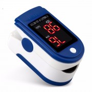 Digital Health Pulse Oximeter Fingertip Heart Rate Blood Oxygen SP02 Monitor