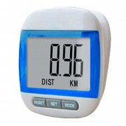 Pedometer Steps Counter and Calorie Count With Large LCD Display