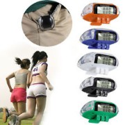 LCD Multifunction Pedometer With Calorie Measurement Step Counter