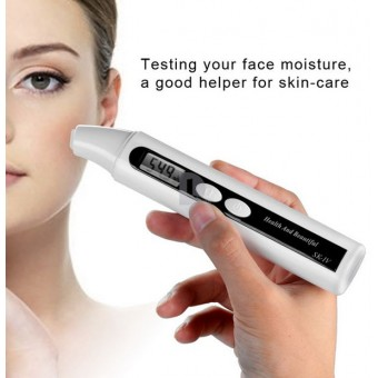 Digital Skin and Facial Face Moisture Analyzer