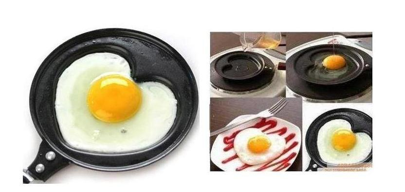 how to make my steel frying pan non stick